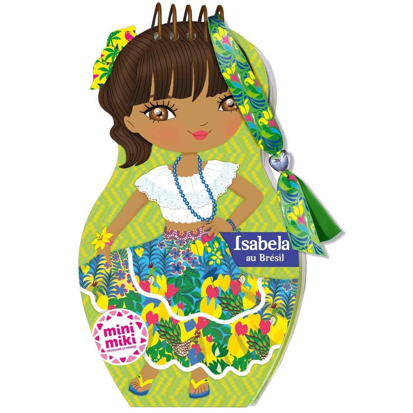 Isabela au Brésil: Collectif: 9782809664706: Amazon com: Books