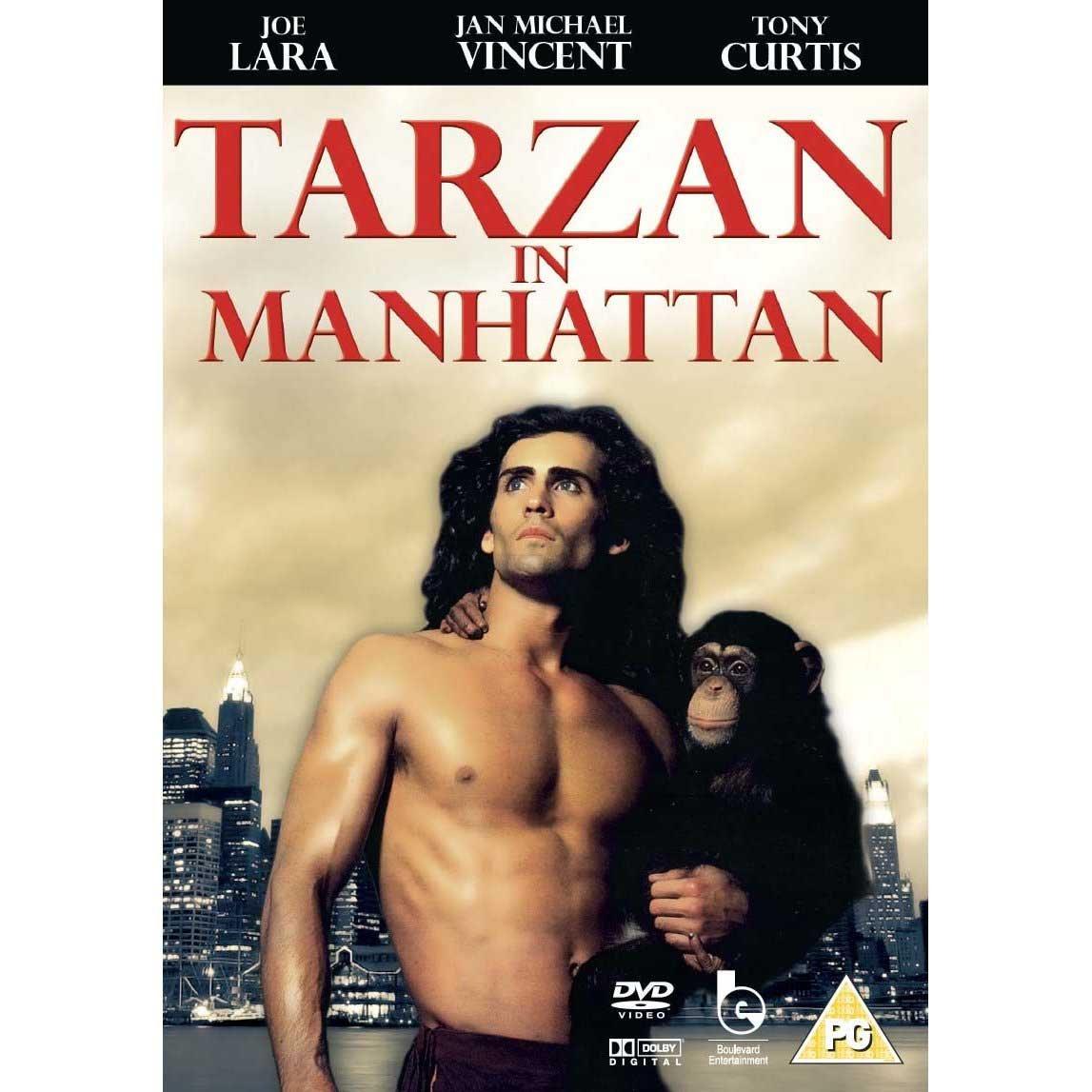 Tarzan In Manhattan [DVD] [Reino Unido]: Amazon.es: Tarzan in ...