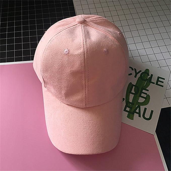 Amazon.com : Miki Da snapback cap women baseball cap casquette de marque gorras planas hip hop snapback caps hats for women hat Casual hats for women red ...