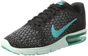 : Nike Air Max Sequent 2 Mens Running Shoes: Nike