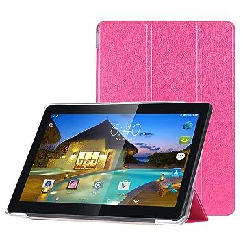 SANNUO 10.1Pulgada Case Carcasa TPU Protector Soporte Función Adecuado SANNUOTablet 10.1 Pulgadas,YOTOPT Tablets 10.1 Pulgadas,SUMTAB Tablet 10 ...