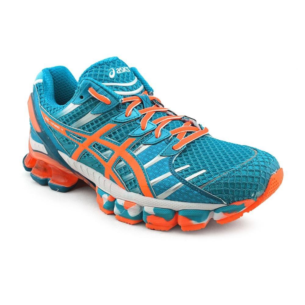 on sale ae74c 0d87d ASICS Gel-Kinsei 4 Mens Blue Sneakers Shoes Size UK 9  Amazon.co.uk  Shoes    Bags