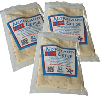 product image for Norsland Lefse (Three - 8oz Packages)