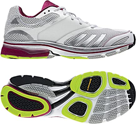 adidas Adistar Salvation 3 W - Zapatillas de Running para Mujer Blanco Blanco [Top], Color Blanco, Talla UK 6,5 / EU 40: Amazon.es: Zapatos y complementos