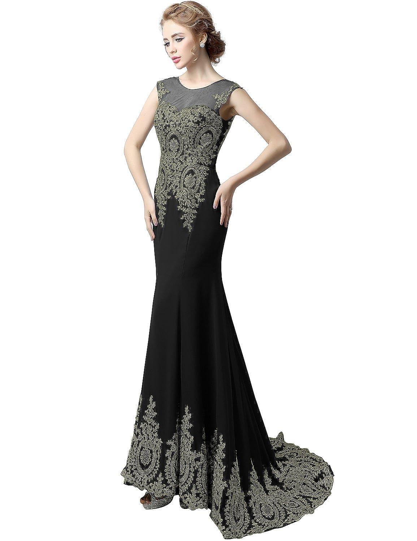 Favebridal 2015 Women's Long Formal Evening Prom Dresses XU028BK-US16W