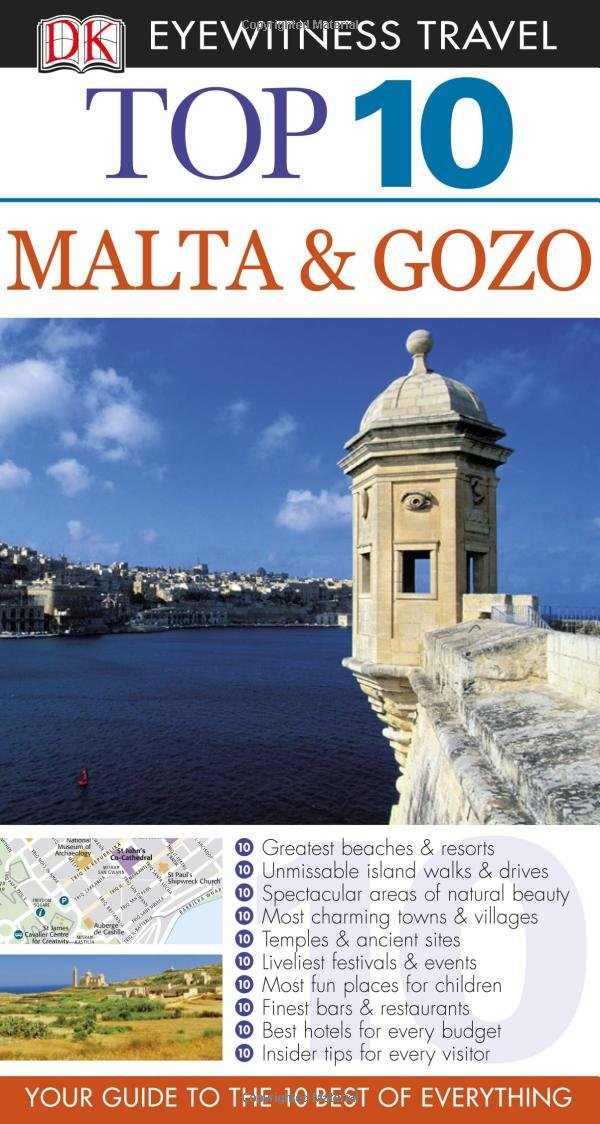 Download Top 10 Malta and Gozo (Eyewitness Top 10 Travel Guides) PDF