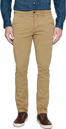 Cambiable ocio Numérico  Timberland - Pantalon - Droit - Homme: Amazon.fr: Vêtements et accessoires