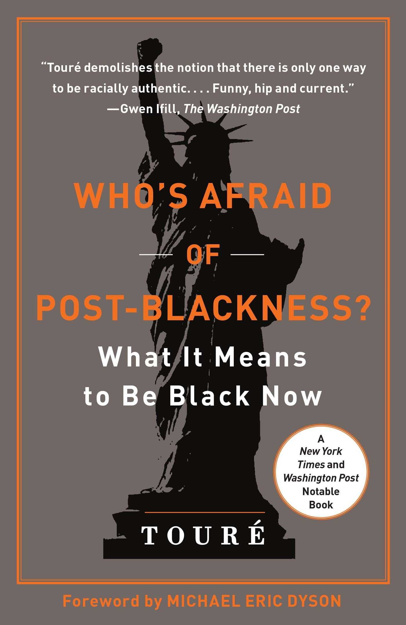 Who's Afraid of Post-Blackness?: What It Means to Be Black Now pdf