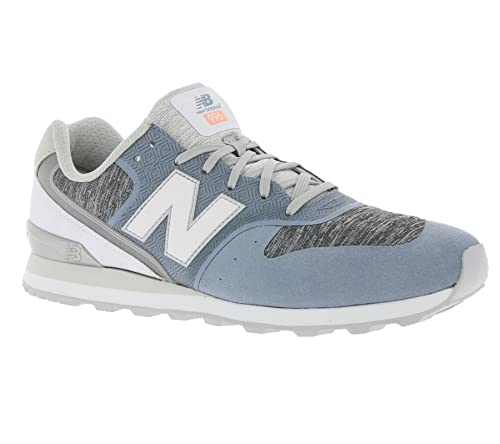 la moitié 6e369 306db New Balance Woman 996 Sneakers Blue: Amazon.co.uk: Shoes & Bags