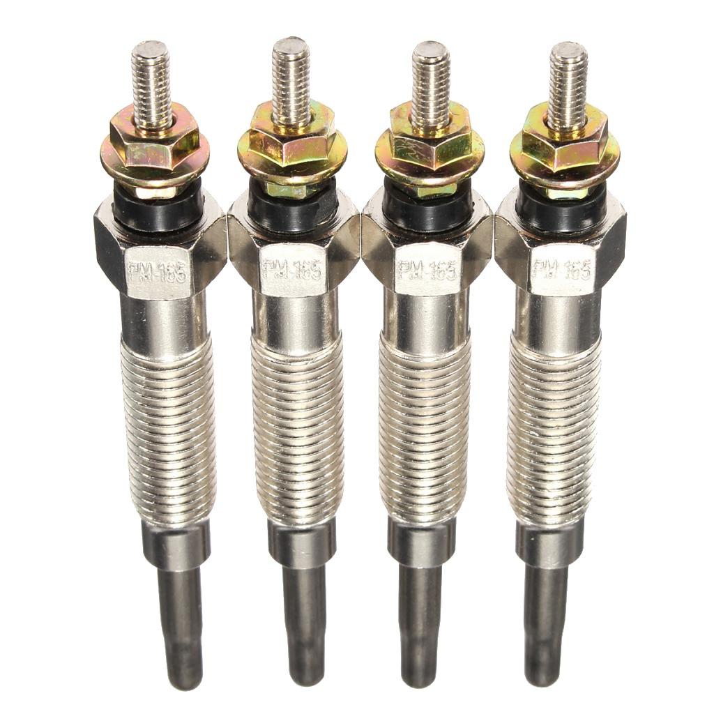 Baoblaze Brand New Durable 4 Pieces Diesel Heater Glow Plugs