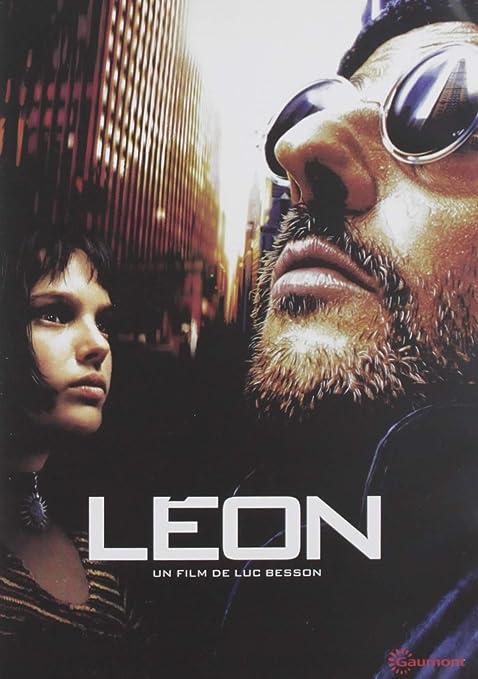 Léon: Amazon.fr: Jean Reno, Gary Oldman, Natalie Portman, Danny Aiello,  Peter Appel, Maïwenn Le Besco, Samy Naceri, Luc Besson, Jean Reno, Gary  Oldman: DVD & Blu-ray