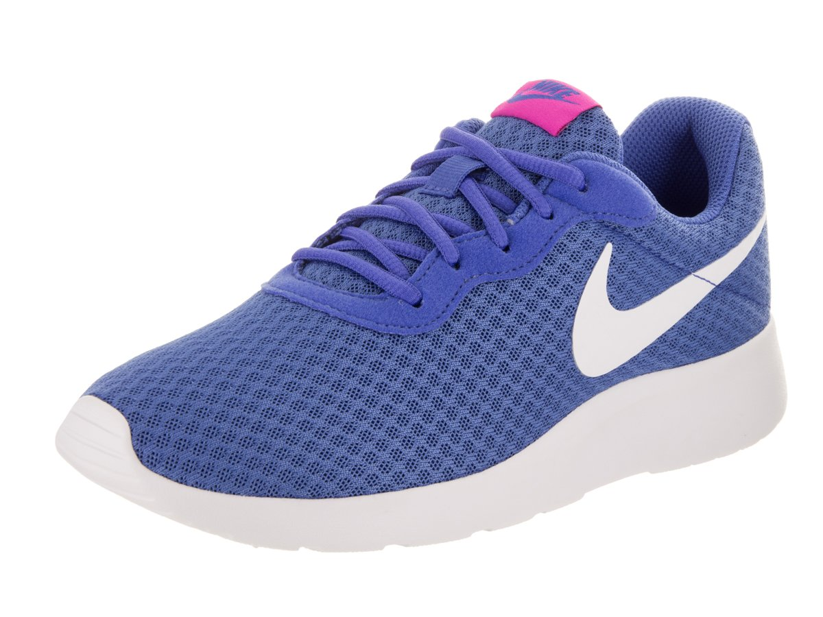NIKE Women's Tanjun Running Shoes B01K0MHJD8 10 B(M) US|Soar/White/Chlorine Blue
