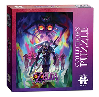 Image result for zelda majora's mask puzzle