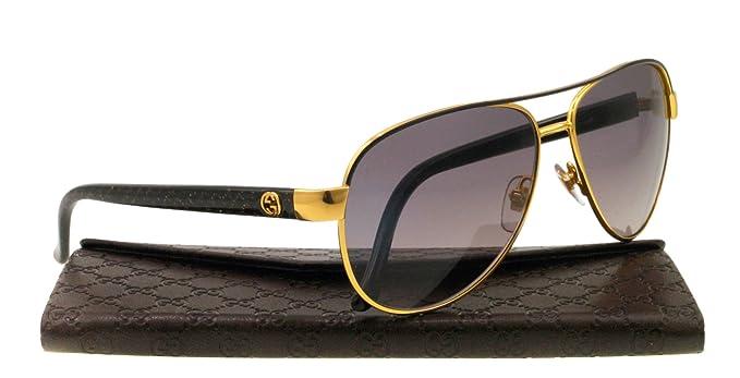 3ee96ca72e Gucci Sonnenbrille (GG 4239 S DYO EU 58)  Amazon.co.uk  Clothing