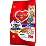 ビューティープロ ビューティープロ キャット 猫下部尿路の健康維持 1歳から フィッシュ味 1.4kg
