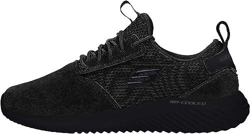 Meandro Gama de Quinto  Skechers Bounder Skichr trainers in plus sizes, black, 52587 BBK large  men's shoes: Skechers: Amazon.de: Schuhe & Handtaschen