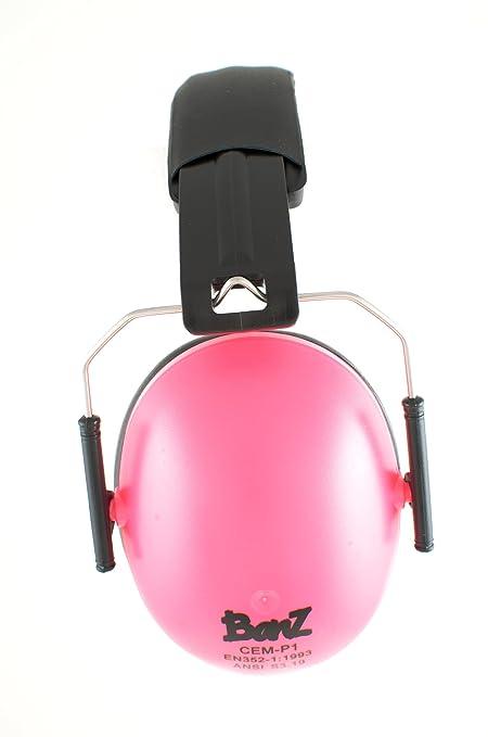 11 opinioni per BANZ KIDZ EAR DEFENDERS, cuffie paraorecchie di protezione acustica per bambini