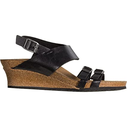 a118cf3bd232 Amazon.com  Birkenstock Women s Ellen Sandal Licorice (37 M EU ...