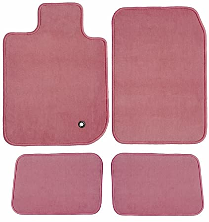 GGBAILEY D4470A-S1A-RD-IS Custom Fit Car Mats for 2004 2008 Mazda Mazda6 5 Door Red Oriental Driver 2005 2007 Passenger /& Rear Floor 2006