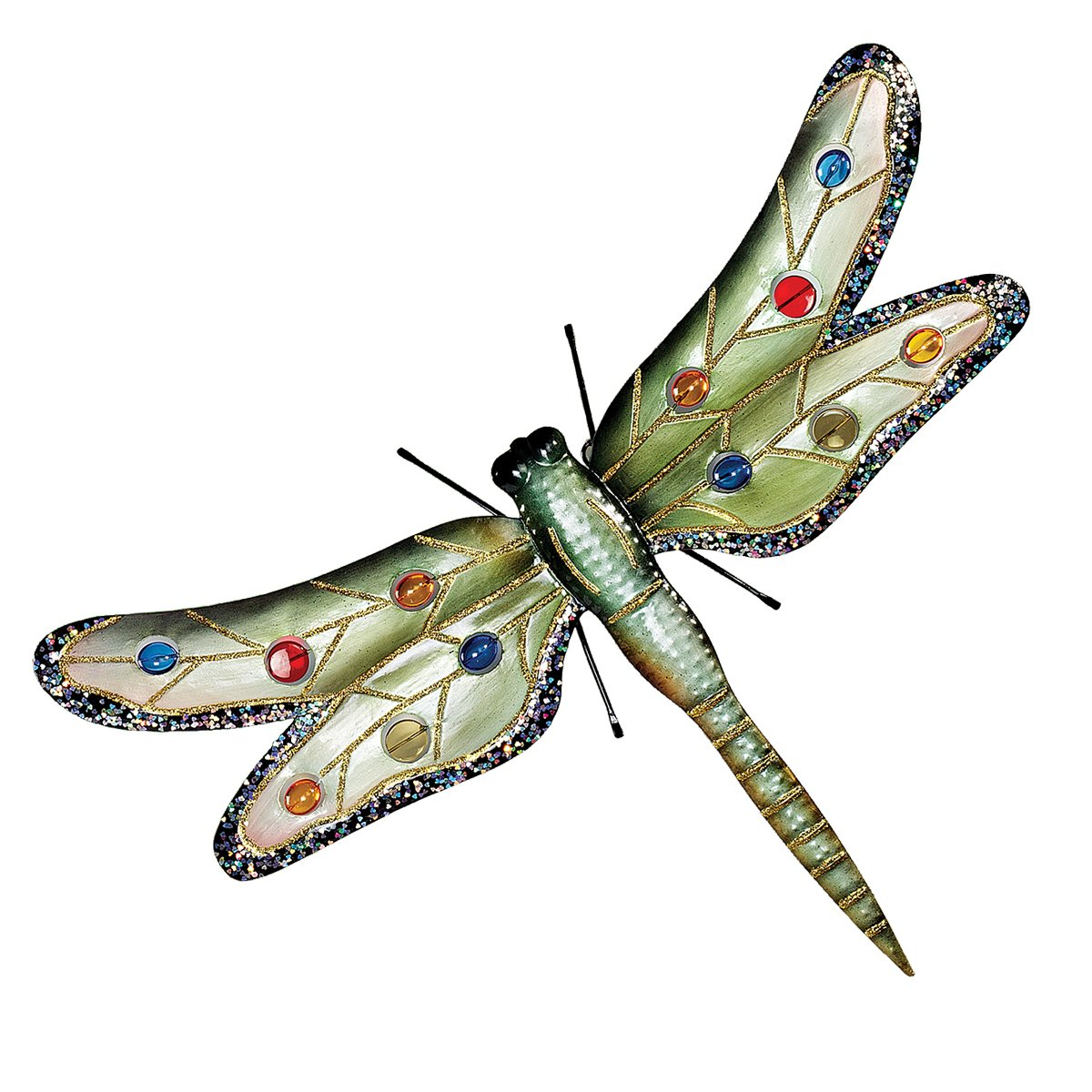 Design Toscano Oversized Dragonfly Wall Decor MH13328