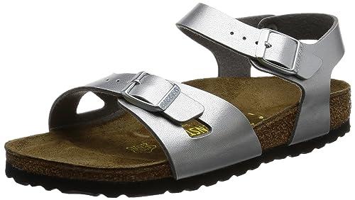 Birkenstock Rio – Mädchen-Sandalen mit Riemchen