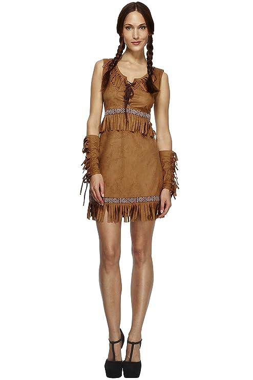 SMIFFYS Costume Fever da Pocahontas 4010e93b698