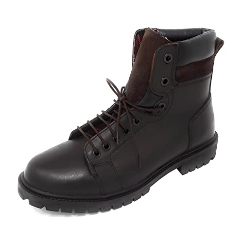 schwarzmans Leder Herren Baggy Stiefel Stiefel Schuhe Trend Schuhe Stiefel Outdoor Schuhe ... 2c9d37