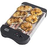 Cecotec Easy Toast Basic - Tostador plano horizontal, 600 W, 6 niveles, bandeja