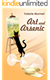 Art and Arsenic (Veronica Margreve Mysteries Book 2)