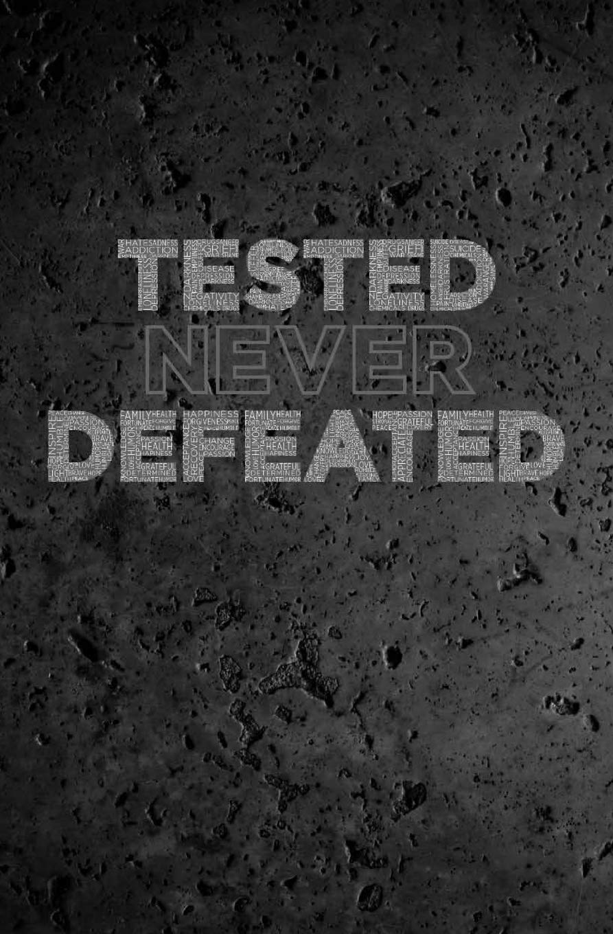 never defeated movie