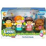 Fisher-Price Little People Fun Park Friends Figure Set