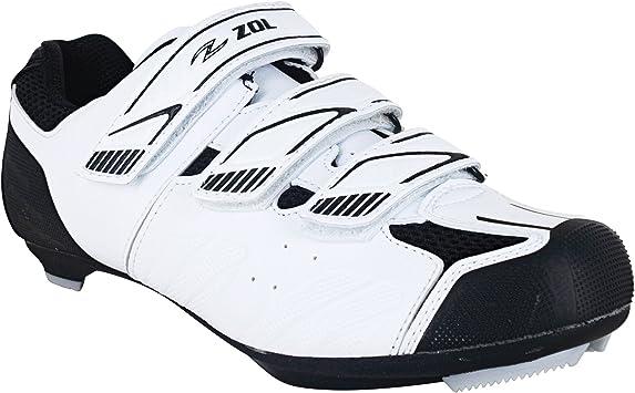 Zapatillas para bicicleta de carretera Zol Stage, 40 CM (EU)/ 7.5 ...