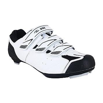 Zapatillas para bicicleta de carretera Zol Stage: Amazon.es ...
