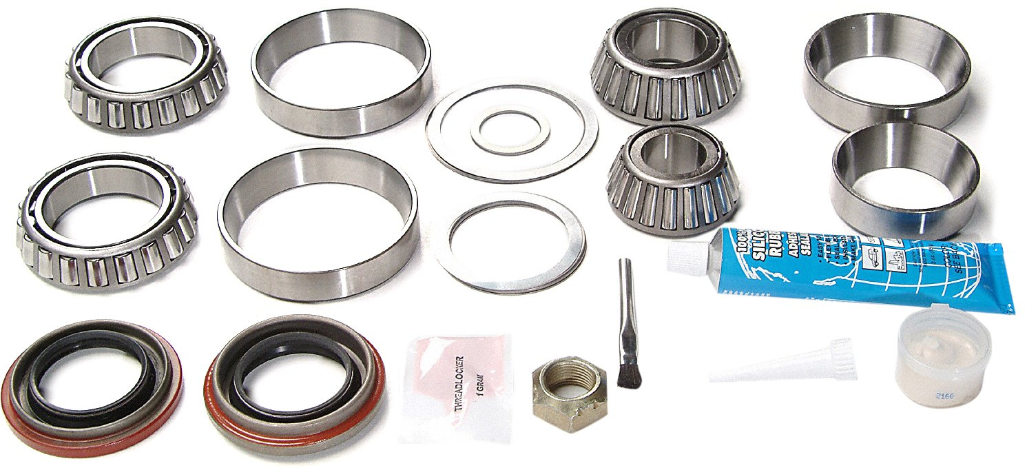 National RA331 Axle Oil Seal/Bearing Kit by National