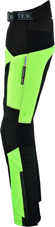 Wasserdichte Motorradhose Mit Schutz Texpeed XTRA in 4 Farben und verschiedenen Gr/ö/ßen