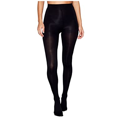 e7ef511d4 J by Jasper Conran Womens Black 80 Denier Opaque Fleece Lined Tights S  J  by Jasper Conran  Amazon.co.uk  Clothing