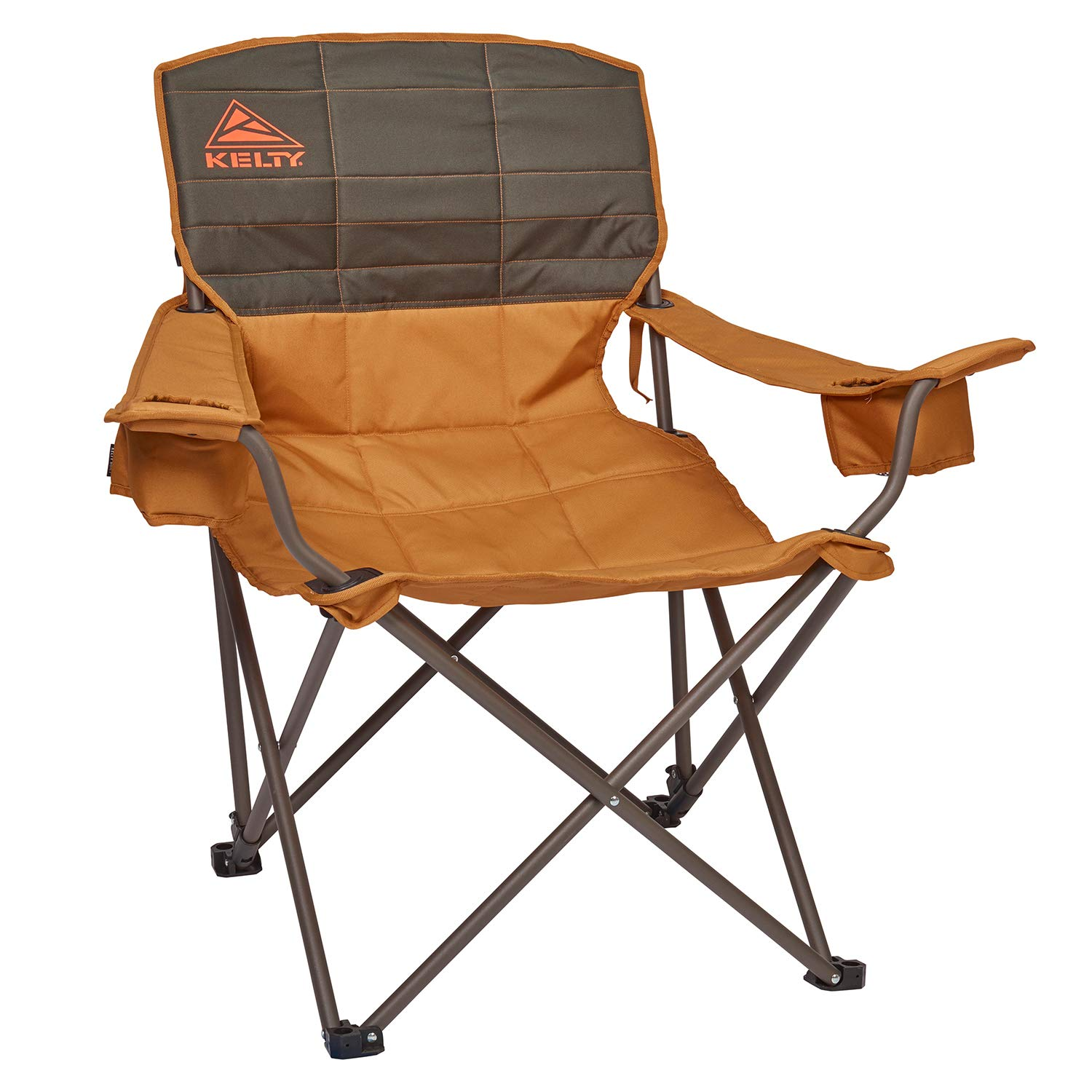 Awesome Kelty Deluxe Reclining Lounge Chair Deep Lake Fallen Rock Folding Camp Chair For Festivals Camping And Beach Days Updated 2019 Model Onthecornerstone Fun Painted Chair Ideas Images Onthecornerstoneorg