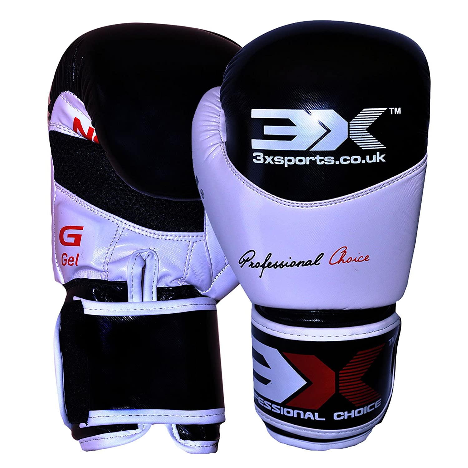 Max5 Boxing Gloves New MMA Muay Thai Punch Training Bag Mitts Sparring pads