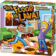 HANNASHOP The Floor is Lava - Interactive Game for Kids and Adults