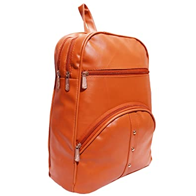 ee871156a169 YOTOVA A3 Fancy Stylish Trendy Backpack for Women (Brown)  Amazon.in  Shoes    Handbags
