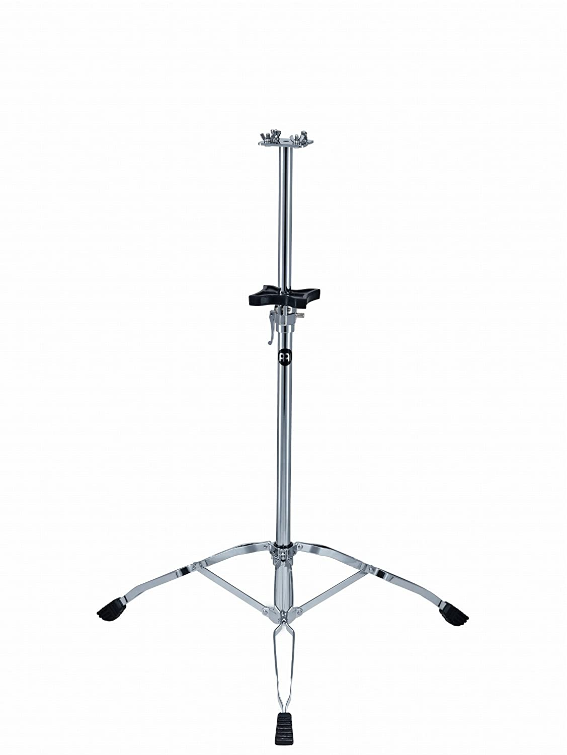 Meinl Percussion TMDS Double Braced Tripod Stand for MEINL Professional Congas, Chrome Meinl USA L.C.