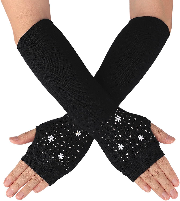 Flammi Women's Knit Arm...