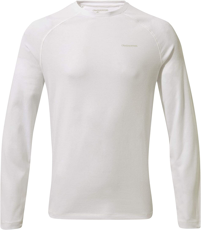 Craghoppers Herren Nl Bayame Ls-t-stück Sweatshirt Marineblau Meliert.