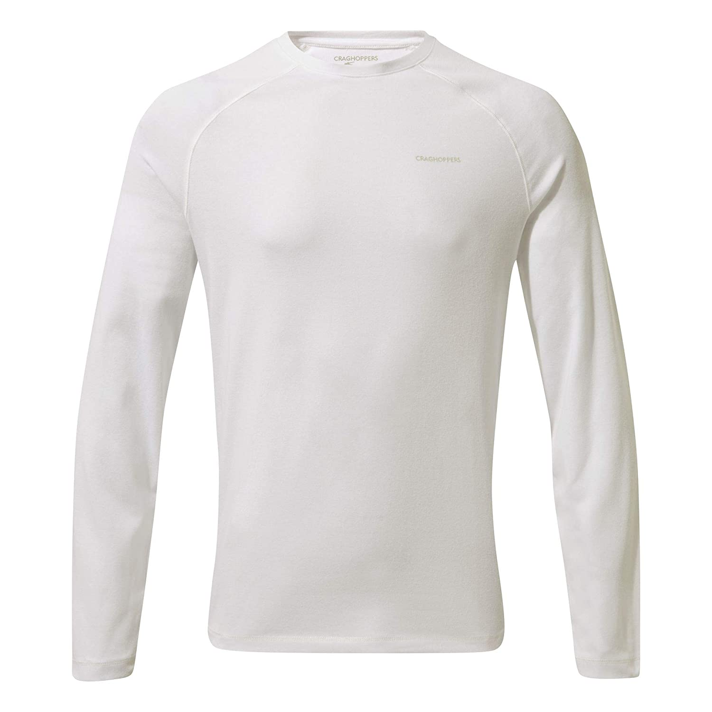 Craghoppers NosiLife Bayame II Langarm Langarm Langarm T-Shirt Men - Longsleeve mit Schutz vor Insekten B07NQLMG4H T-Shirts Auktion 1b1aa1
