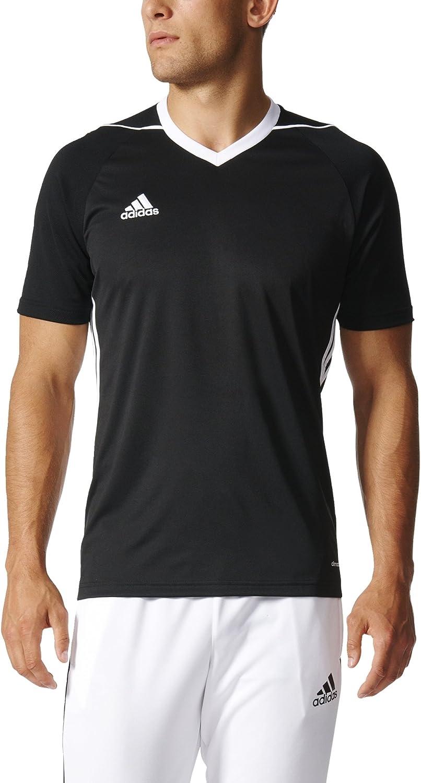 itálico Círculo de rodamiento Illinois  Amazon.com : adidas Mens Tiro 17 Jersey Black/White M : Clothing