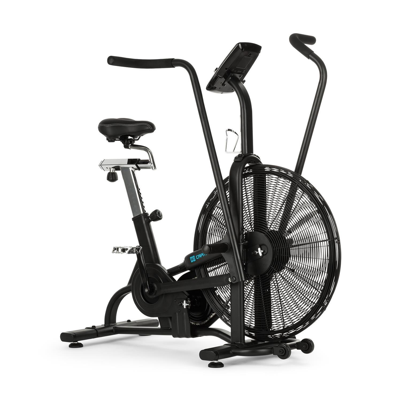 Capital Sports Strike Bike • Heimtrainer • Cardiotrainer • Ventilationswiderstand • integrierter Trainingscomputer • Blautooth • höhen- und tiefenverstellbar • Tablet-Halter &bull