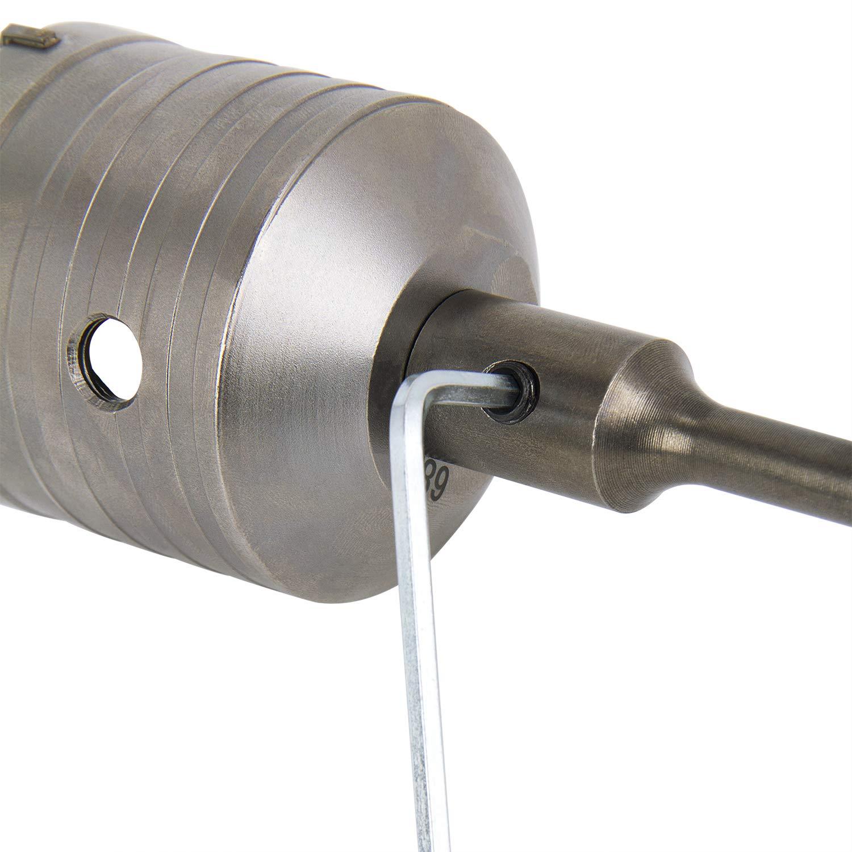 guida di centraggio foratrice con asta SDS chiave fresa a tazza per muro SROL