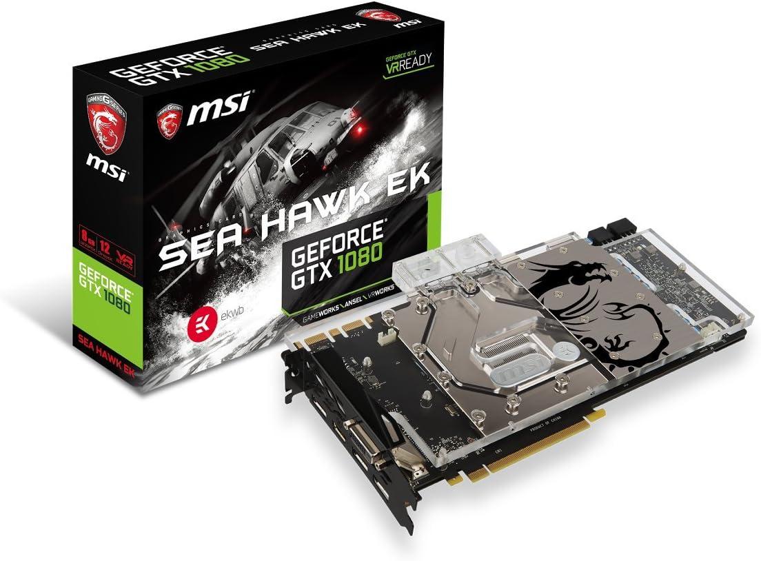 Amazon.com: MSI Gaming GeForce GTX 10708GB GDDR5 ...