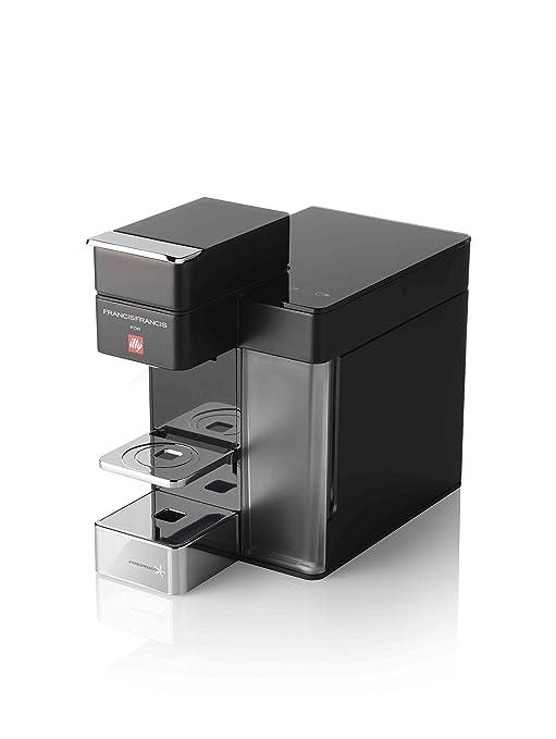 Illy 949840 Máquina de café en cápsulas, 0.9 litros, Acero ...
