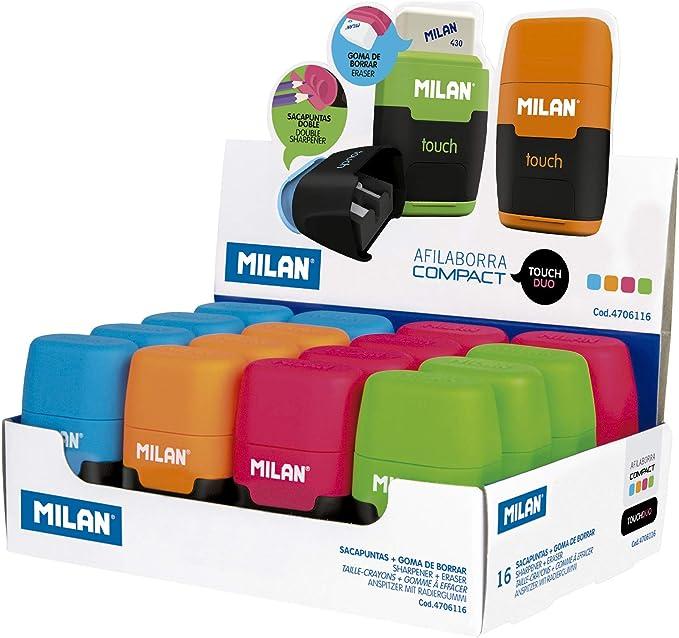 Milan Compact Touch - Afilaborra: Amazon.es: Oficina y papelería
